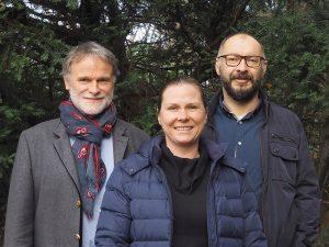 Gruppenbild des Vorstandes der EzG-BW